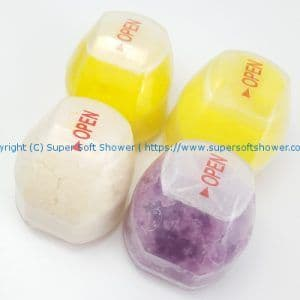 Scented Supersoft Showerhead